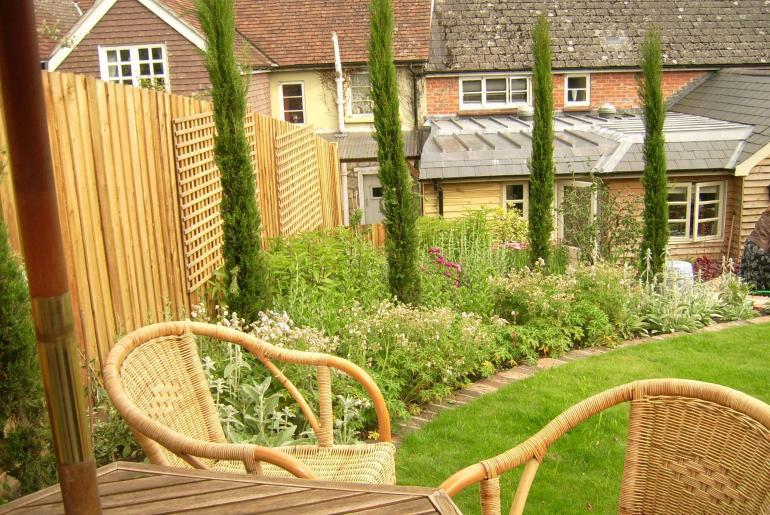 Plant lover's Dorset garden