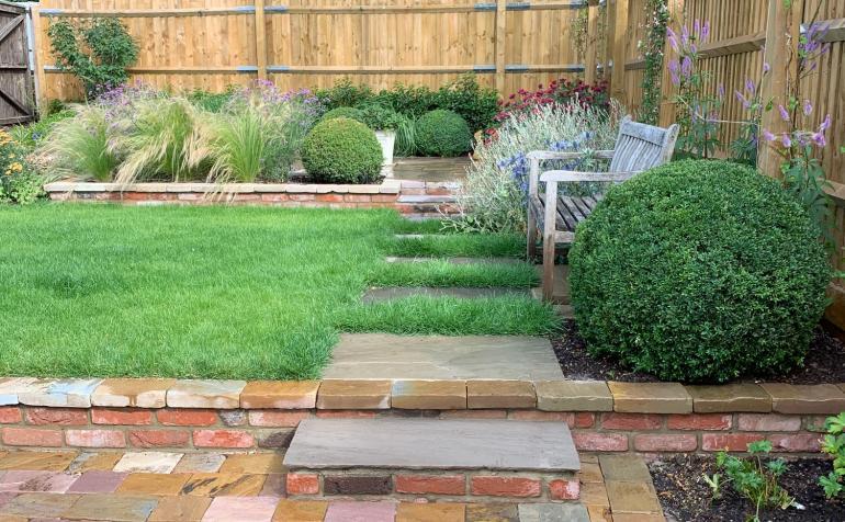 garden design Shaftesbury Dorset