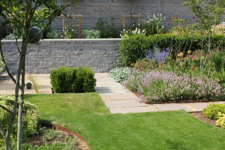garden design manor somerset