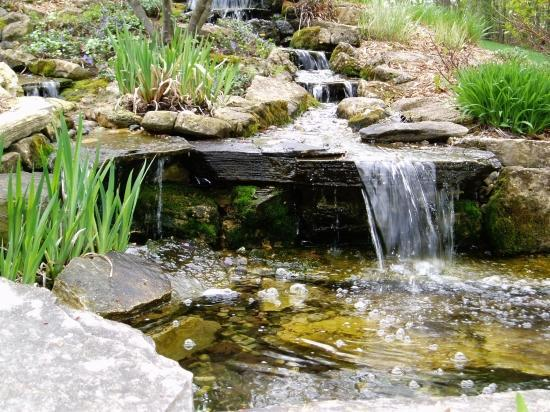 Maim pool cascade South Dorset